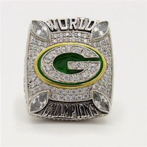 Custom Green Bay Packers 2010 NFL Super Bowl XLV Championship Ring