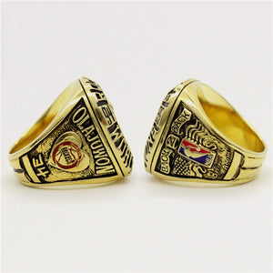 Custom 1995 Houston Rockets NBA Basketball World Championship Ring