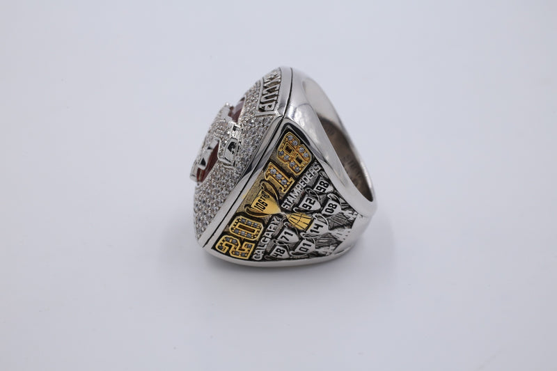 Calgary Stampeders 2018 CFL Grey Cup Championship Rings