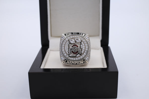 Ohio State Buckeyes 2018 Big Ten Championship Ring