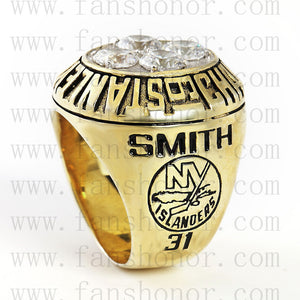 Customized NHL 1983 New York Islanders Stanley Cup Championship Ring