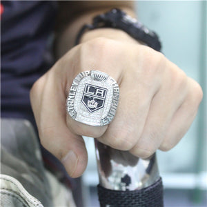 Custom 2012 Los Angeles Kings NHL Stanley Cup Championship Ring