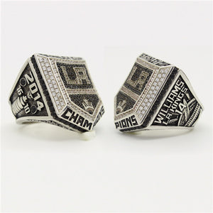 Custom 2014 Los Angeles Kings NHL Stanley Cup Championship Ring
