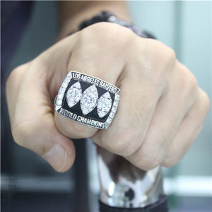 Custom Los Angeles Raiders 1983 NFL Super Bowl XVIII Championship Ring