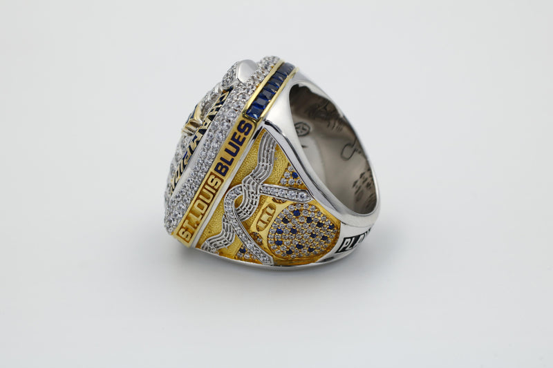 2019 St. Louis Blues Stanley Cup Championship Ring