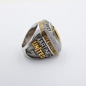 Atlanta United FC 2018 MLS Cup Championship Ring