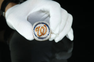 Washington Nationals MLB 2019 World Series Championship Ring