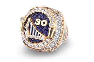 Golden State Warriors 2018 NBA Championship Ring