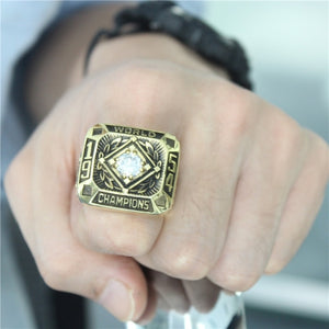 Custom 1954 New York Giants MLB World Series Championship Ring