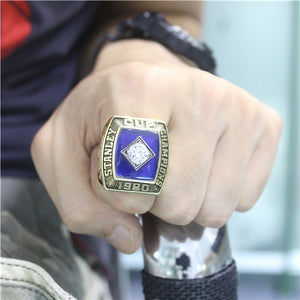 Custom 1980 New York Islanders NHL Stanley Cup Championship Ring