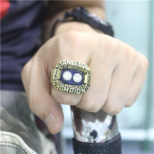 Custom 1981 New York Islanders NHL Stanley Cup Championship Ring