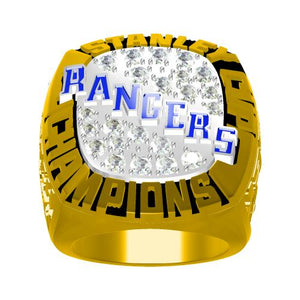 Custom 1994 New York Rangers NHL Stanley Cup Championship Ring