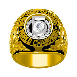 Custom 1953 New York Yankees MLB World Series Championship Ring