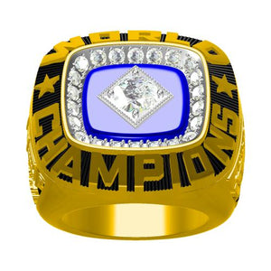 Custom 1978 New York Yankees MLB World Series Championship Ring