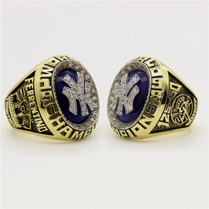 Custom 1998 New York Yankees World Series Championship Ring