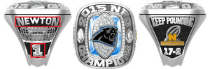 All NFC Championship Rings (National Football Conference)