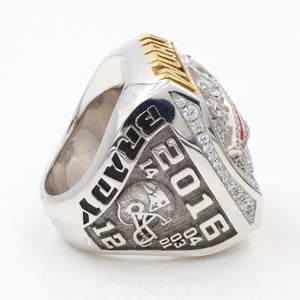 Custom New England Patriots 2016 Super Bowl LI Fan Championship Rings