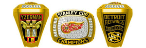 All NHL Stanley Cup Championship Rings