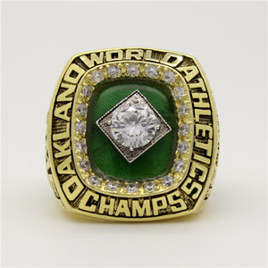 Custom 1989 Oakland Athletics MLB World Series Championship Ring
