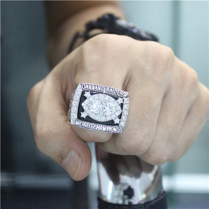 Custom Oakland Raiders 1980 NFL Super Bowl XV Championship Ring