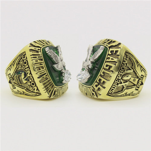 Custom 1980 Philadelphia Eagles National Football Championship Ring