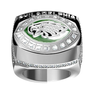 Custom 2004 Philadelphia Eagles National Football Championship Ring