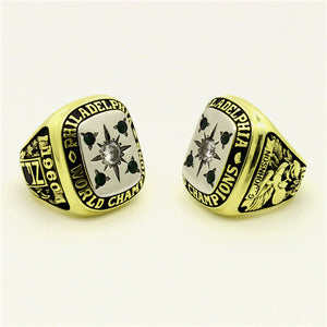 Custom 1960 Philadelphia Eagles World Championship Ring