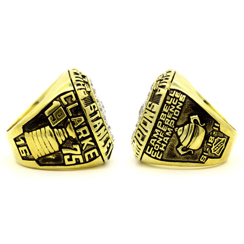 Custom 1975 Philadelphia Flyers NHL Stanley Cup Championship Ring