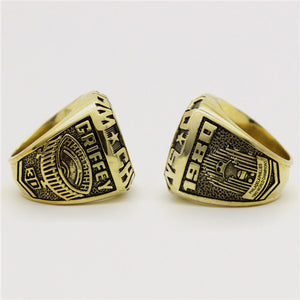 Custom 1980 Philadelphia Phillies MLB World Series Championship Ring