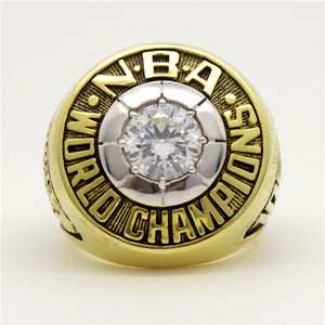 Custom 1977 Portland Trail Blazers NBA Basketball World Championship Ring