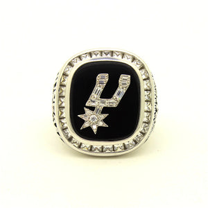 Custom 1999 San Antonio Spurs NBA Basketball World Championship Ring