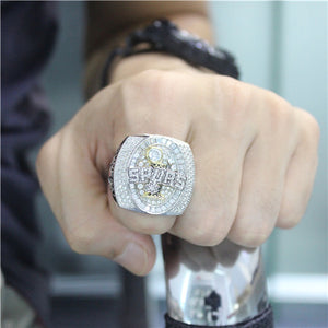 Custom 2005 San Antonio Spurs National NBA Basketball World Championship Ring