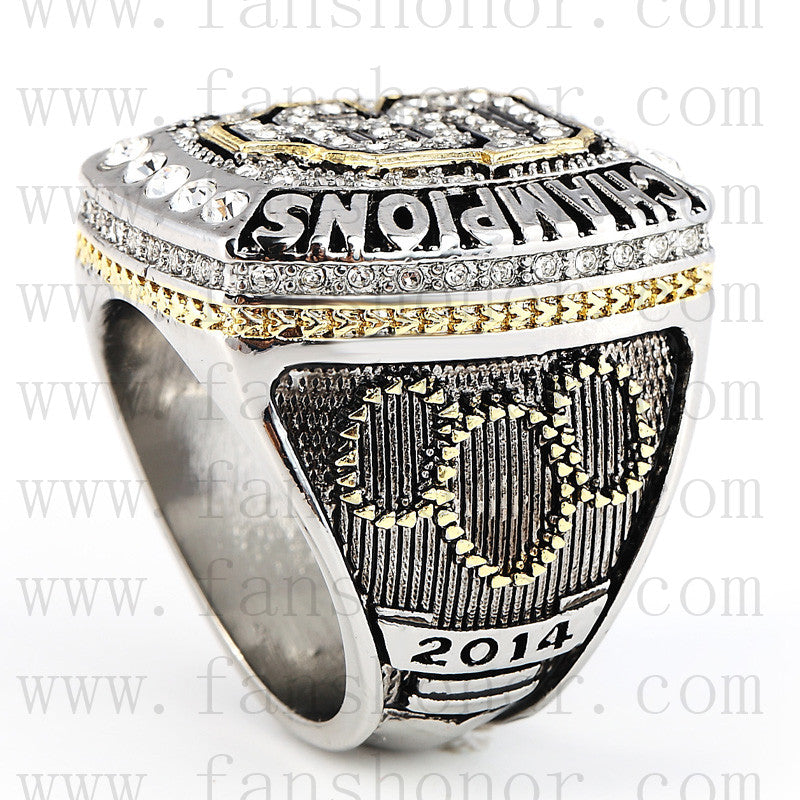 Customized MLB 2014 San Francisco Giants World Series Championship Ring