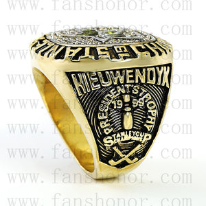 Customized NHL 1999 Dallas Stars Stanley Cup Championship Ring
