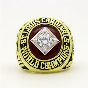 Custom 1964 St. Louis Cardinals MLB World Series Championship Ring