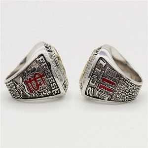 Custom 2011 St. Louis Cardinals MLB World Series Championship Ring