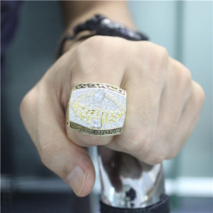 Custom St. Louis Rams 1999 NFL Super Bowl XXXIV Championship Ring