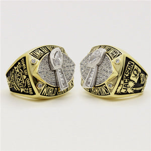 Custom Tampa Bay Buccaneers 2002 NFL Super Bowl XXXVII Championship Ring