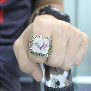 Custom 1993 Toronto Blue Jays MLB World Series Championship Ring