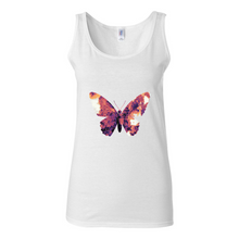 Load image into Gallery viewer, Butterfly Softstyle Women's Tank Top