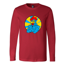 Load image into Gallery viewer, Big Cock Men's Long Sleeve Jersey Tee