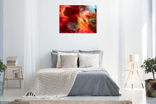 Load image into Gallery viewer, The Norsemen abstract pop art canvas print.
