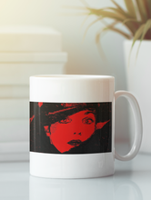 Load image into Gallery viewer, Mona Pop Art Coffee Mug.