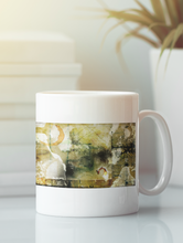 Load image into Gallery viewer, Nairobi # 2 digital abstract pop art coffee mug.