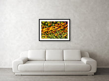 Load image into Gallery viewer, Button Flowers Abstract Pop Art Canvas Print