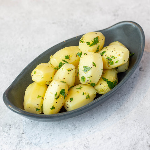 THESORBUSTREE-BISTRODINNINGATHOMEANDOUTSIDECATERING-RUTHIN-DENBIGHSHIRE-NORTHWALES-DELIVERY-COLLECTION-SIDES-TURNED-NEW-POTATOES