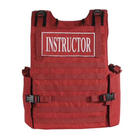 Bullet Blocker NIJ IIIA Bulletproof Instructor Armor Carrier
