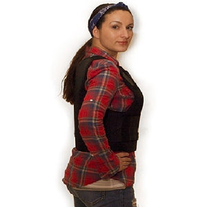 Bullet Blocker NIJ IIIA Bulletproof Women's Cut Vest
