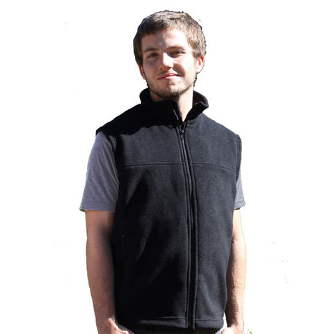 Image of Bullet Blocker Bulletproof Men's Fortress Fleece Vest - Closeout