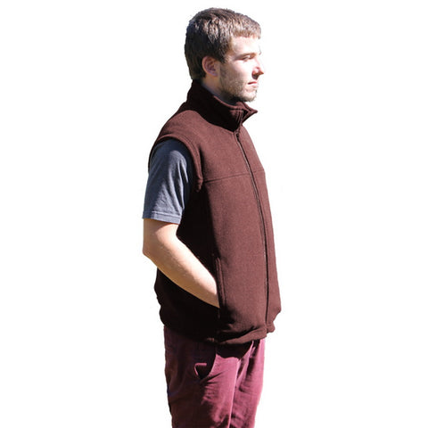 Bullet Blocker Bulletproof Men's Fortress Fleece Vest - Closeout